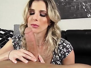 Milf makes crony' playmate cum Cory Pursue in Repulsion On