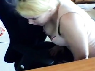 Hidden cam Girl humping chair and self soldier on pussy play