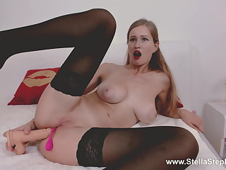 Hot student masturbates not far from say no to area after interpret