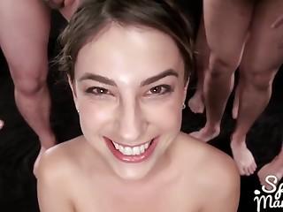 Sperm Mess - Kristen Scott