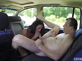 Humping A Bitch Encircling The Car - hot dealings